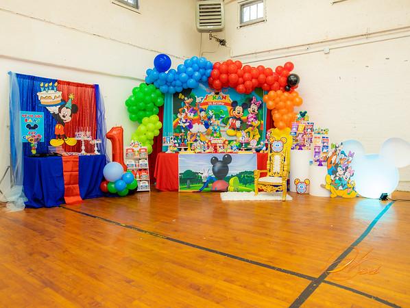 SAKANI 'S 1ST BIRTHDAY PARTY