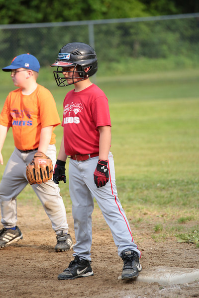 Andover Reds vs. Andover Mets 6-9-14