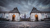 Entrance to the Royal Stables