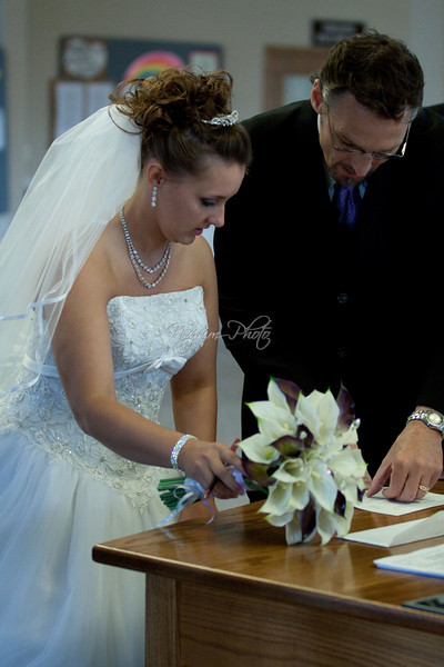 Marriage License - Niki and Mark