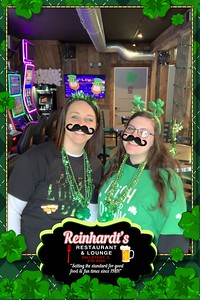 Reinhardt's Leprechaun Pub Crawl