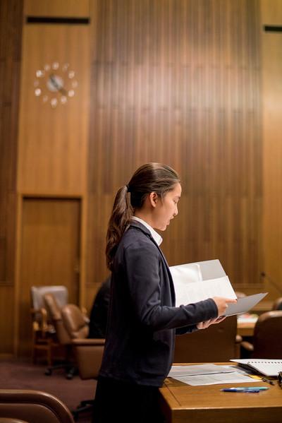 Diocesan Girls School vs. King's HS (17-2)