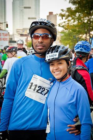Bike MS NYC - 2010