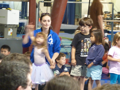 Gymnastics Camp 2010