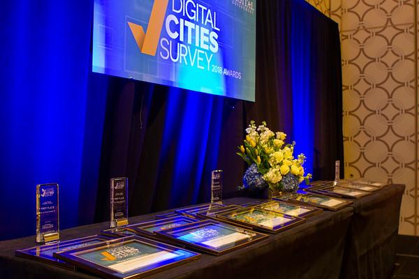 Digital Cities Survey Awards 2018