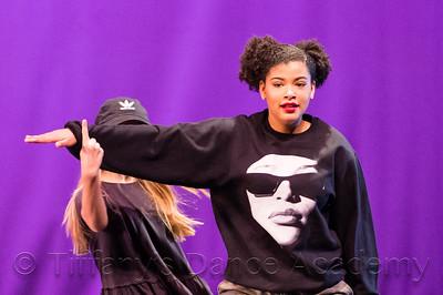 Angels Hip Hop Duo - Ainsley G. & Jasmine S.