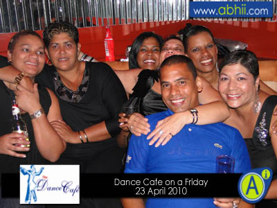 Dance Cafe - 23rd April 2010