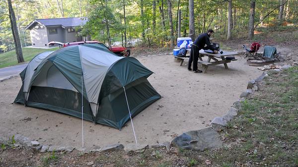 2008-09 Sherando Camping