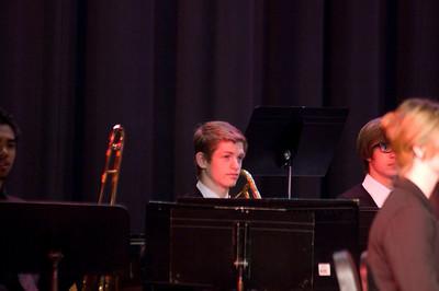 Dixon High Band