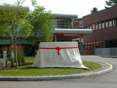 MCMH's New Emergency Center Dedicated