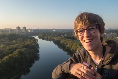 Sundance Hot Air Balloon Ride Over Ottawa