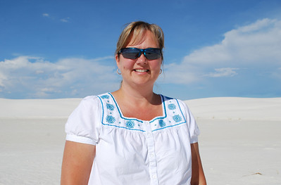 White Sands 7-25-09