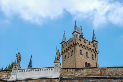 Frankfurt y castillo Hohenzollern