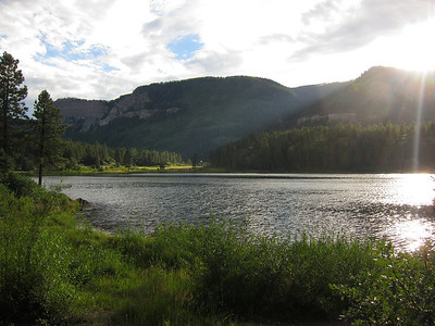 SW Colorado explorations in August 2011