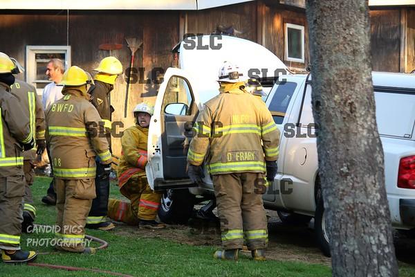 5/22/2017 CAR FIRE PAST SCHOOL ON 11C