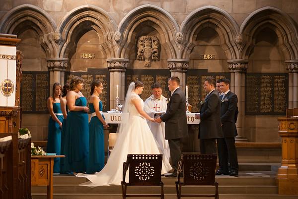 Jacqueline & Martyn Burn's Wedding