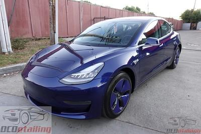 Tesla Model 3 - Deep Blue Metallic (2)