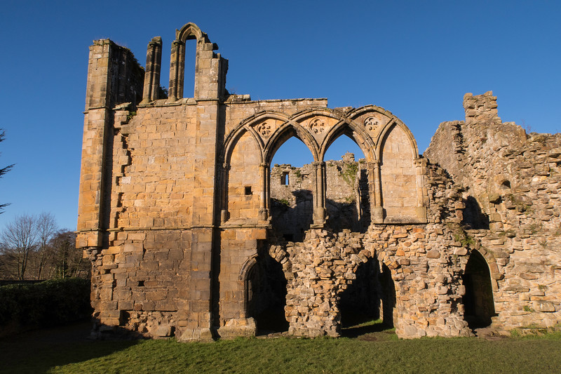 Easby Abbey, Richmond, North Yorkshire