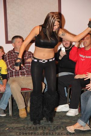 Davienne & Taeler Hendrix vs Kaitlin Diemond & Alexxis with Rosita
