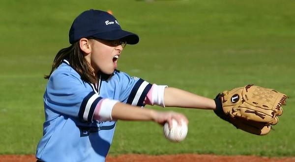 Dynamites softball