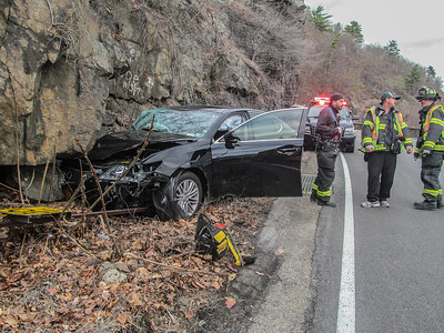 4-27-14 MVA With Injuries, Bear Mt. Bridge Road
