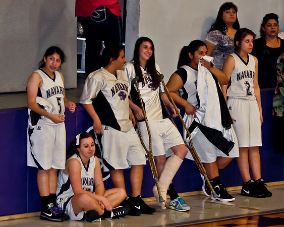 Navarro Basketball 2013