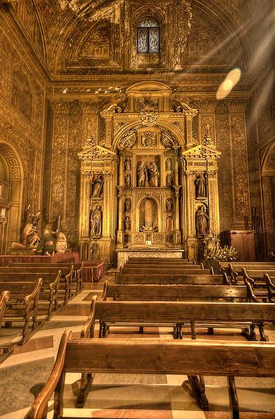 Old Church Seville