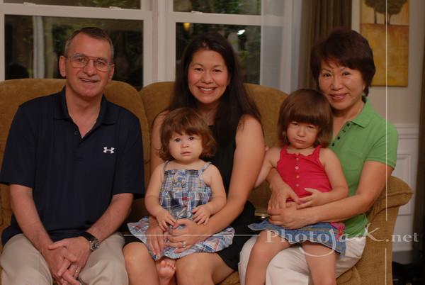 Winfrey Family