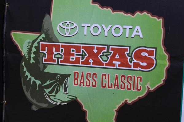 2010 Toyota Bass Tournament - Pros