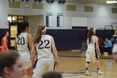 OE Soph. Girls Basketball Vs Oswego 2019
