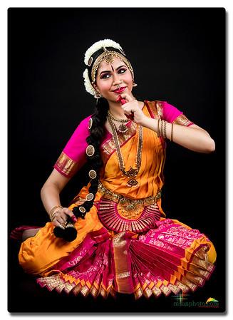 Induja's Pre-Arangertam Portraits 2020