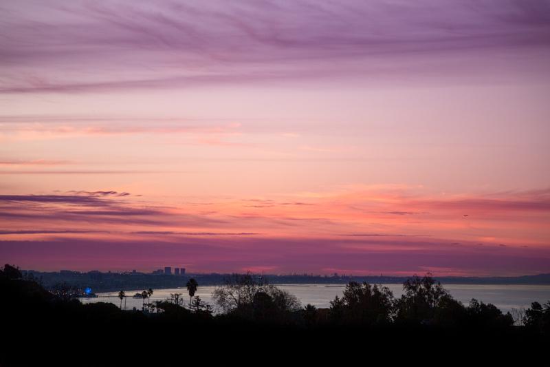 December 6 - Sunrise over Santa Monica Bay.jpg