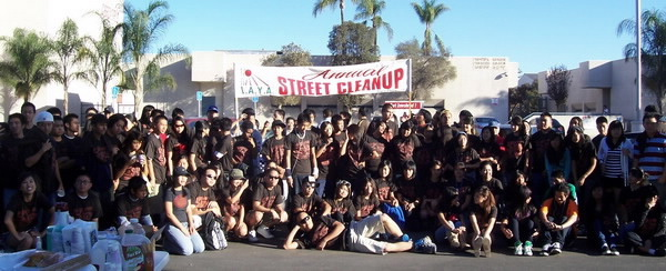 5th Annual Street Clean-UP: El Cajon Blvd