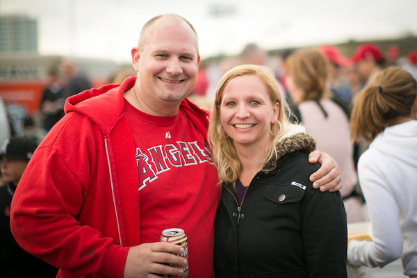 Angel Game and Tailgate - June 15, 2012