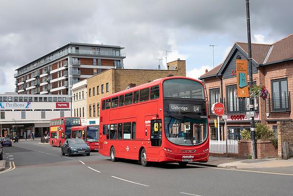 28th August 2020: Uxbridge and Harrow