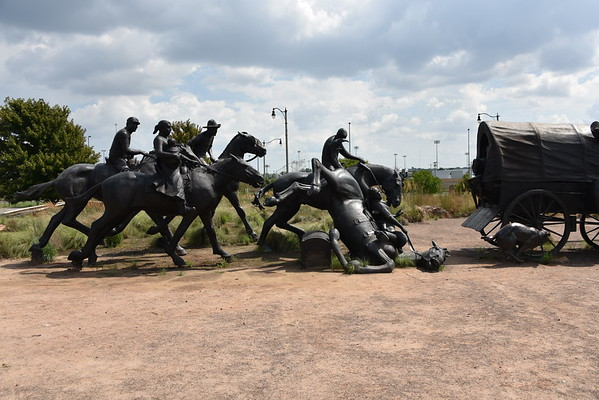 Oklahoma Land Run Commemorative Park