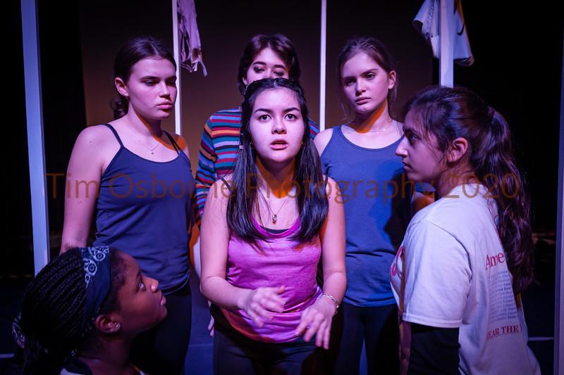 Burgess Hill Girls A Level Drama Exam 2020