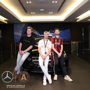 Mercedes-Benz x Atlanta United - 7/17