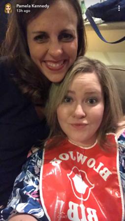 2018 09-22 Pam hosted bachelorett party