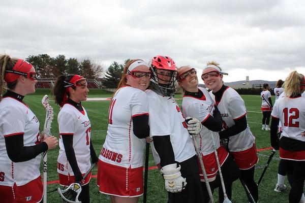 Senior Day SUNY Oneonta Women's Lacrosse vs Fredonia
