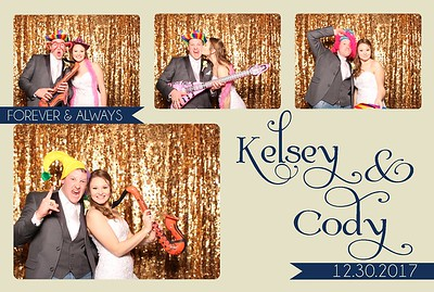 Kelsey and Cody - The Springs KATY - 12.30.2017