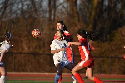 WHS JV Soccer 2018-19