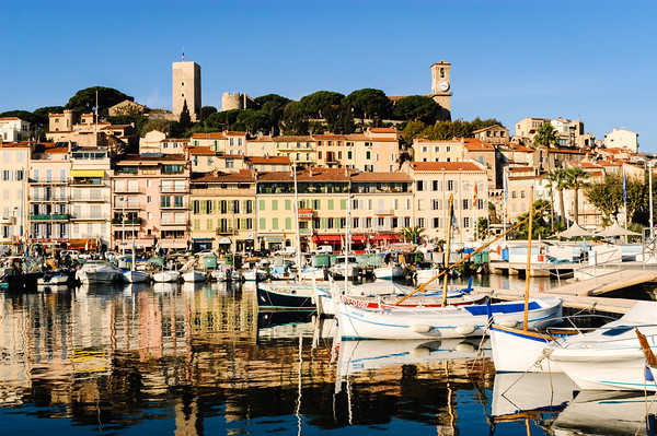Travel Photography of Cote d'Azur