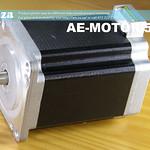 SKU: AE-MOTOR/57/3S, 57 Series Three Phase Hybrid Stepper Motor with 6 Leads Socket, 1.2 Step Angle