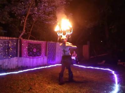 2015 Humaya Tribal Fusion - Fire Show Videos