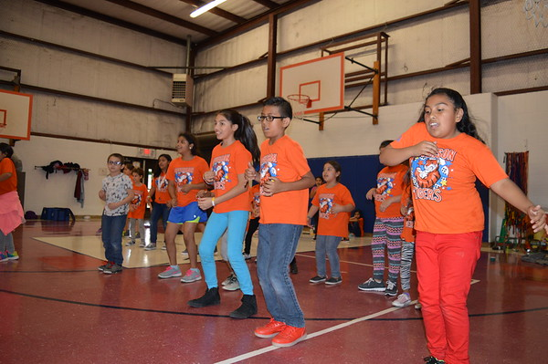 Jump rope for Heart 2017
