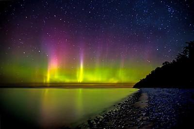 Northern Lights & The Night Sky