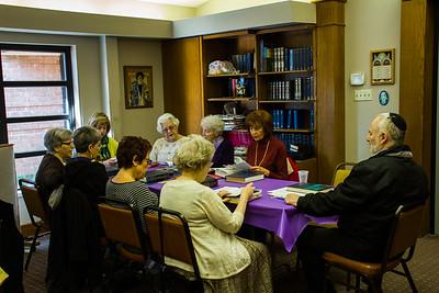 March 2015 Torah Study