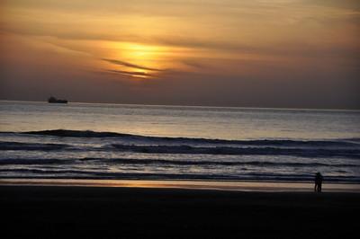 Sunset @ Ocean Beach 03.19.2010