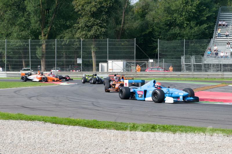 2011.09.24 - Monza - Porsche Club Nuerburgring - BOSS GP - Gara 1